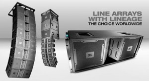 لاین اری (Line Array)